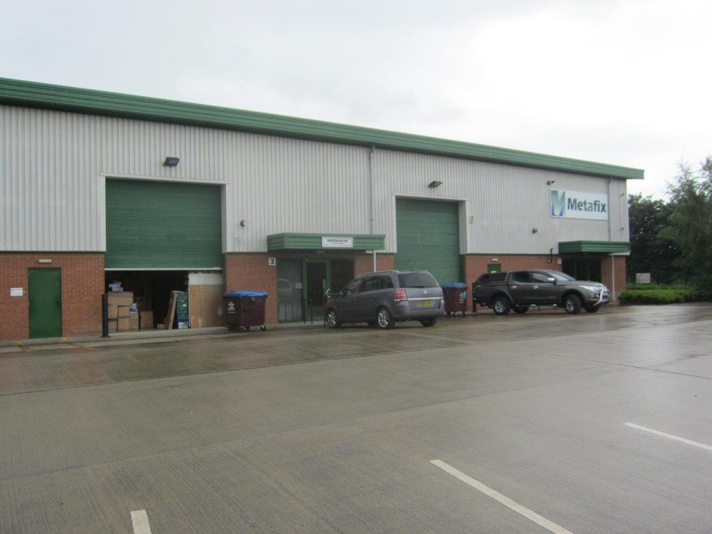 Ground Floor Office, Unit 1, Dean Close, Enterprise Road, Raunds, Northamptonshire NN9 6BD